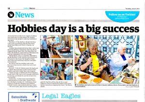 Mercury Hobbies day 1.06.14