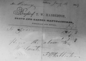 4 Habberton Receipt