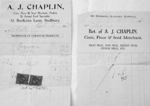 5 A J Chaplin receipts_1024