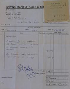 artheysewingmachinebill1979
